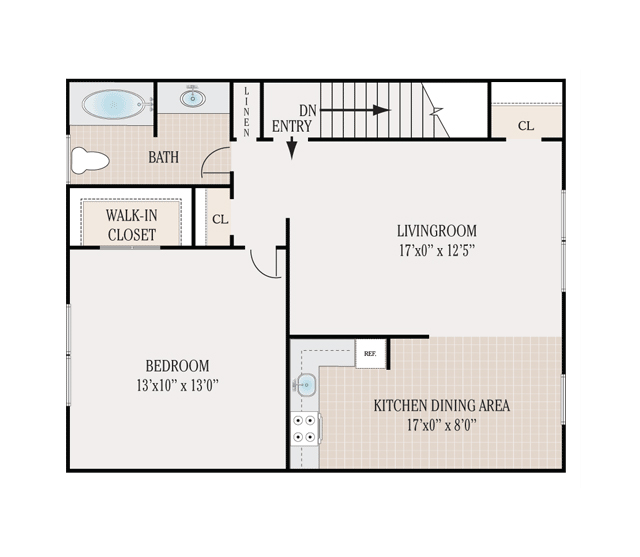 FLOOR PLANS - Whitehall Apartments for Rent in Lumberton ...