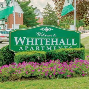 Whitehall Welcome